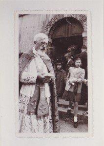 l'abbé Challes le beau curé coquin avec lequel j'ai fait ma communion
