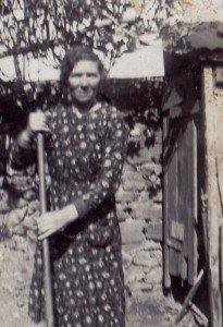 magrand mère Victorine.
