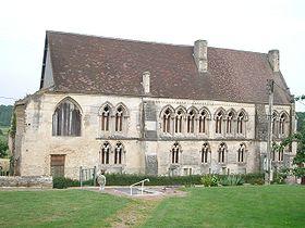 280px-Troarn_Abbaye_St_Martin_1